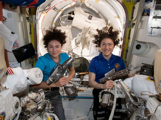 2019-10-18T193049Z_1940147918_RC13411FA000_RTRMADP_3_SPACE-EXPLORATION-SPACEWALK-(Read-Only)