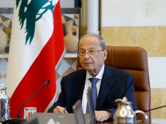 Copy of 2019-10-21T084934Z_1597978166_RC18015E41D0_RTRMADP_3_LEBANON-PROTESTS-AOUN-1571650003991