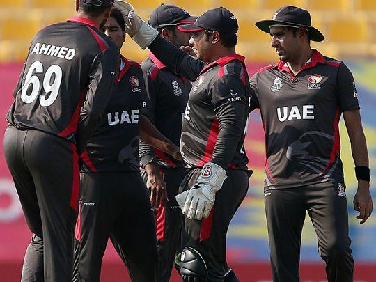 Cricket-UAE