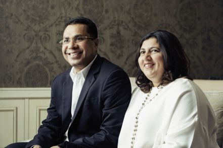 NAT Mr. Faizal E. Kottikollon and Mrs. Shabana Faizal, Co-Founders of Faizal & Shabana Foundation-1571654073804