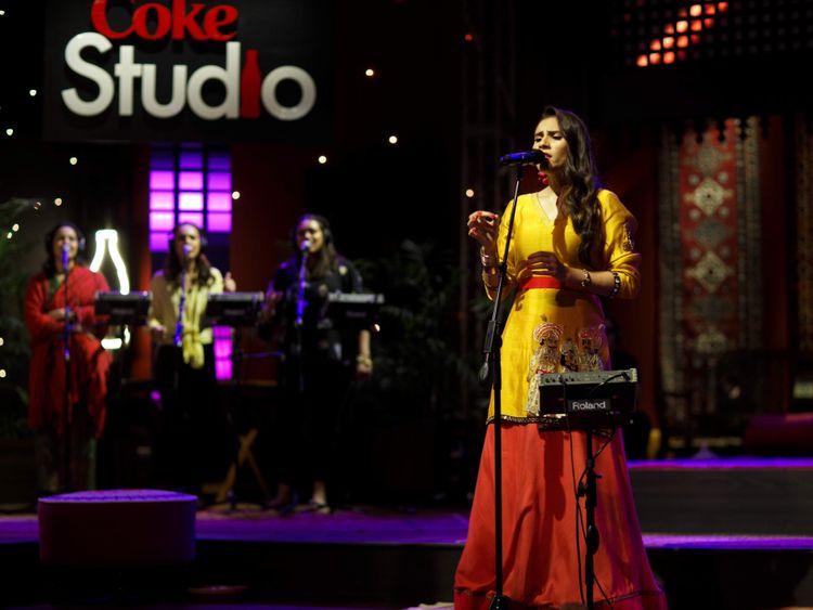 Shahab Hussain in Coke Studio Season 12 (2)-1571638160121