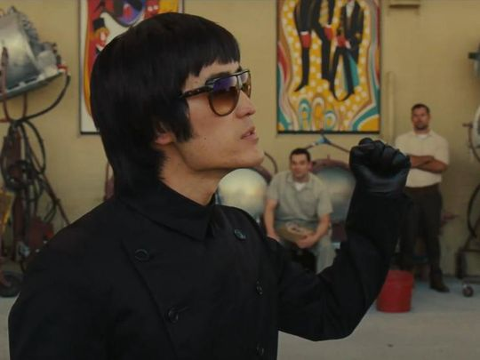 TAB 191021 Mike Moh as Bruce Lee-1571644376688