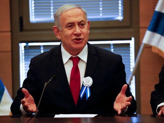 191022 Netanyahu