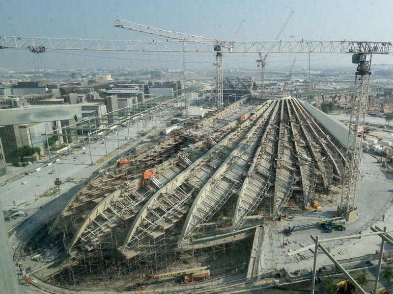 Expo 2020 Dubai: A sneak peek of the site