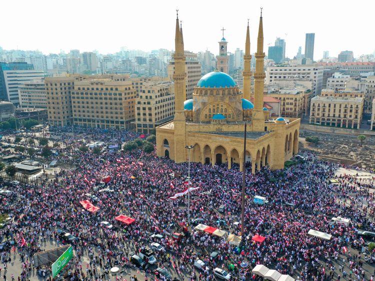 Libanon Christen