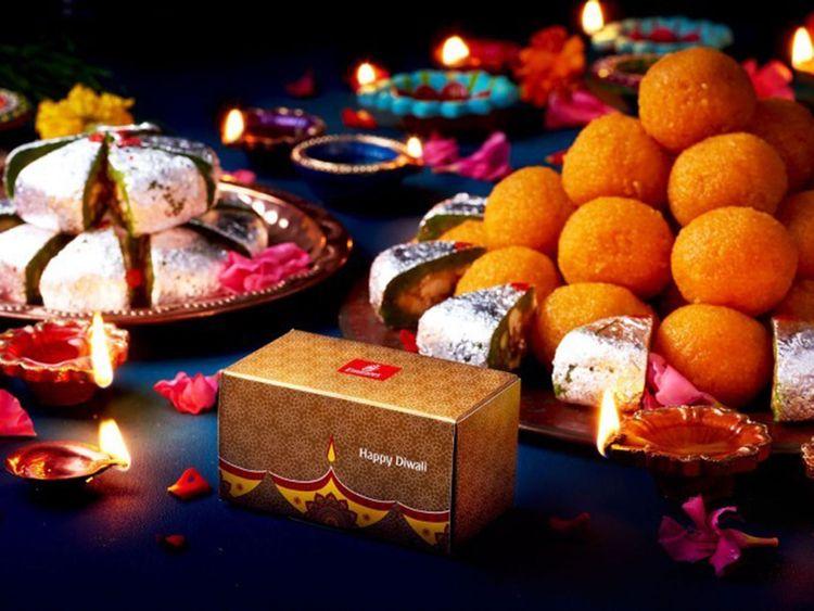 emirates diwali sweets