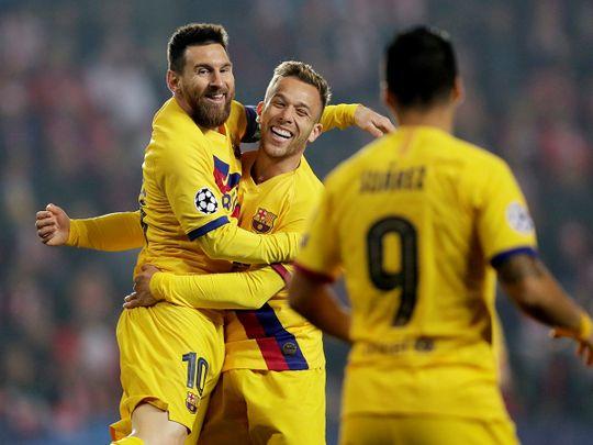191024 Messi