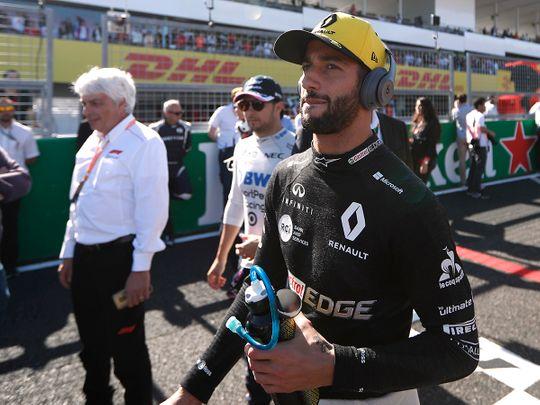 191024 Ricciardo