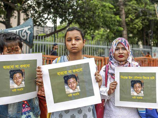 Bangladesh teen