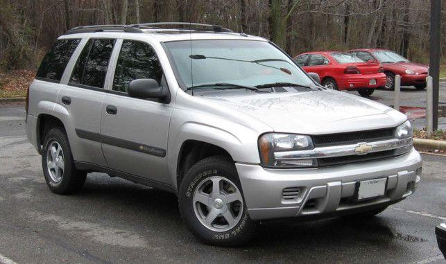 Chevrolet TrailBlazer (2002 to 2008)-1571912404066