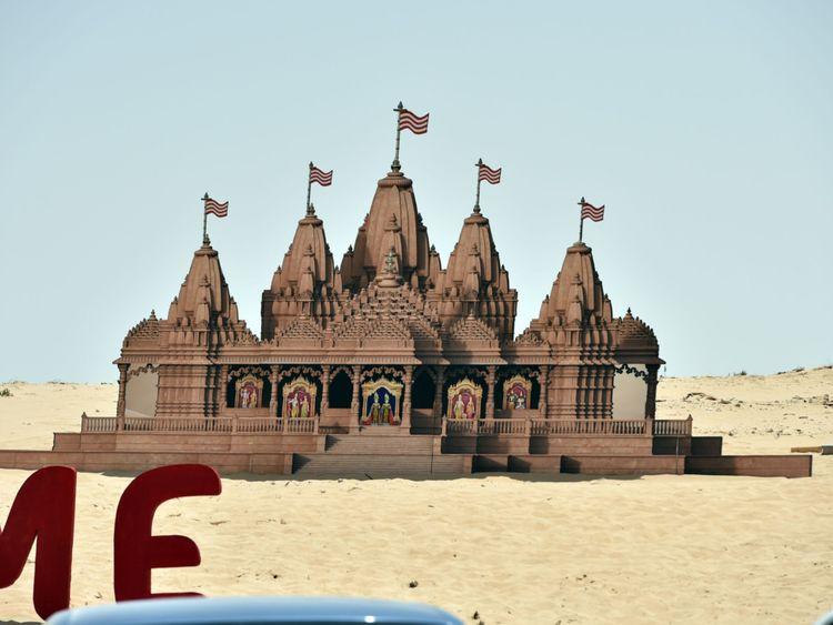 Hindu temple-1571927864319