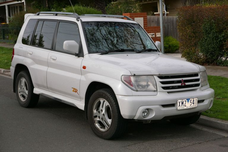 Mitsubishi Pajero (1998 to 2007)-1571912406114