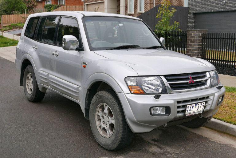 Mitsubishi Pajero (2005 to 2006)-1571912408121