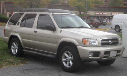 Nissan Pathfinder (2002 to 2005)-1571912409461