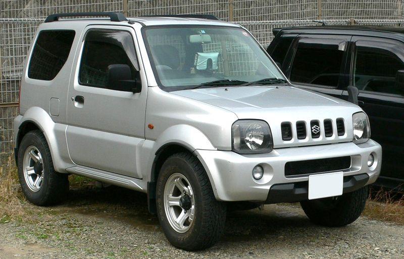 Suzuki Jimny (2000 to 2008)-1571912411715