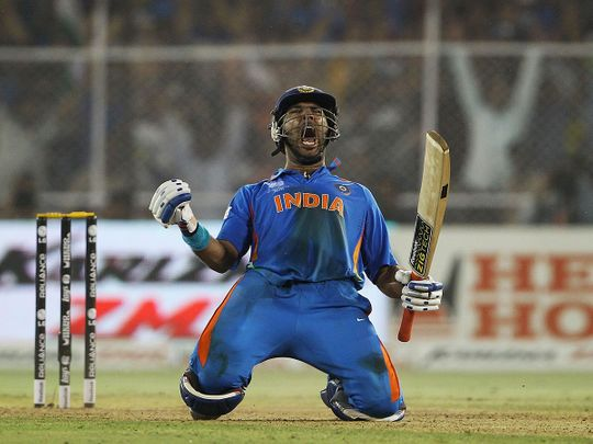 Very few guys to look up to in current Indian team, Yuvraj Singh tells Rohit Sharma