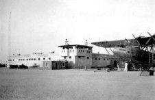 Al Mahatta Completion of the rest house in April 1933-1572010962245