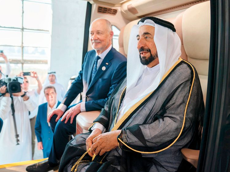 WAM Shaikh Sultan Bin Mohammad Al Qasimi