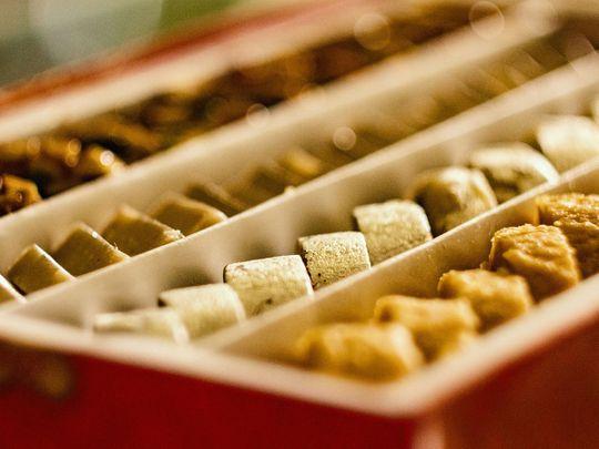 diwali indian sweets generic