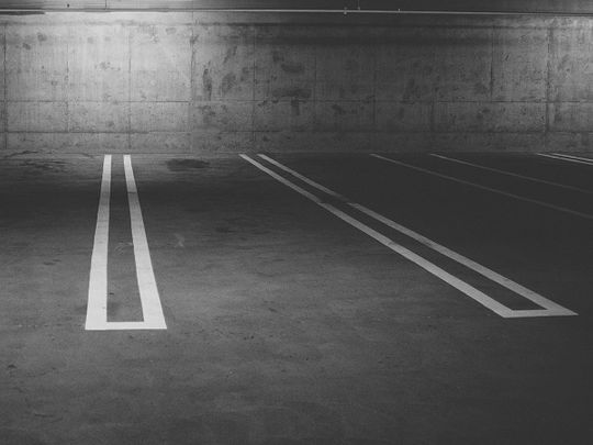 parking space generic