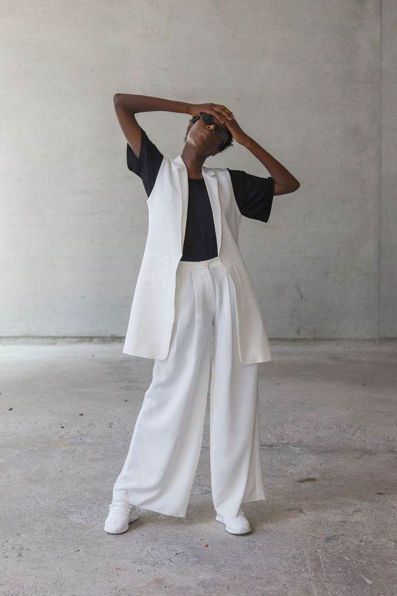 A look from Arwa Al Banawi's previous collection.