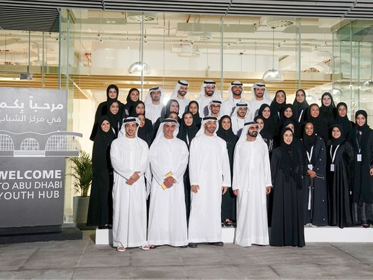 Abu Dhabi Youth Hub 001