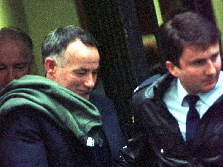 Australian serial killer Ivan Milat