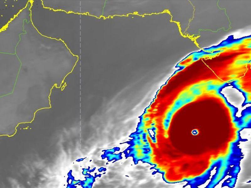 Cyclone Kyarr