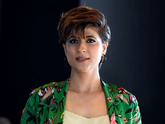 Indian filmmaker Tahira Kashyap Khurrana