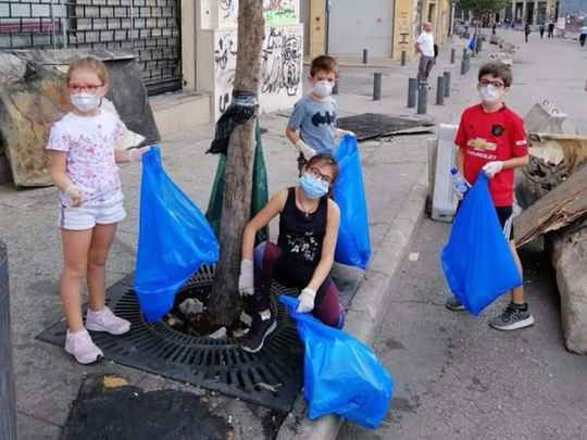 Lebanon_cleanup