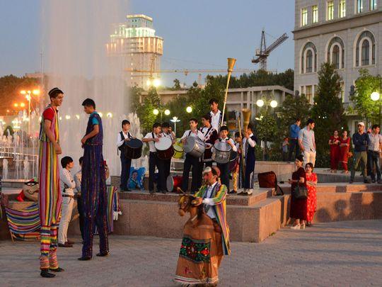 coronavirus not enter in Tajikistan