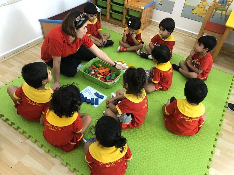 British Orchard Nursery In Dubai Is Introducing Mandarin Education Gulf News