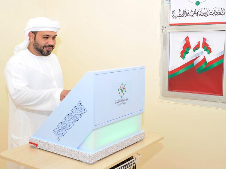 Oman polls 3