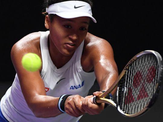 Tennis-WTA Finals