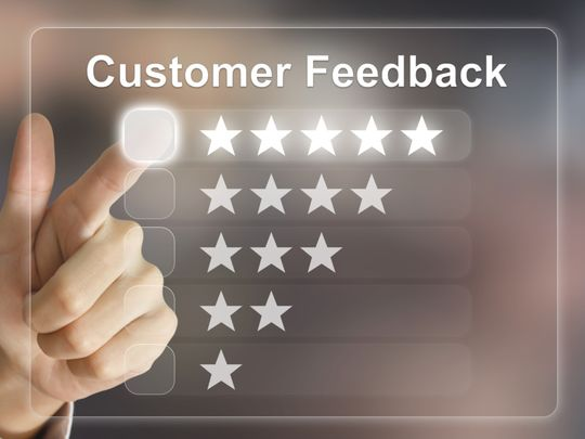 Thank you for your feedback ...