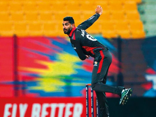 COVID-19: UAE cricket team players zoom trains to remain fit