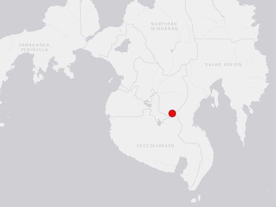 191029 Philippines earthquake