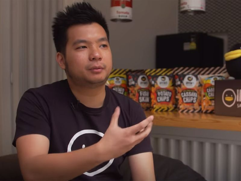 Irvin Gunawa, CEO of Irvins Salted Egg Snacks -2454