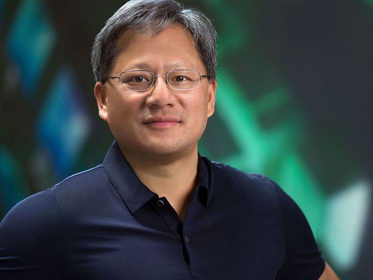 NVIDIA : CEO - Jensen Huang