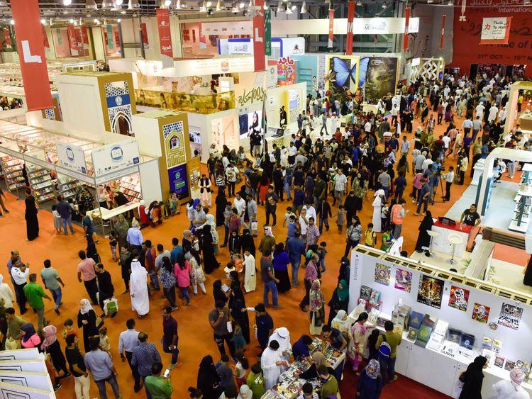 OPN 191029 Sharjah International Book Fair-1572346981976