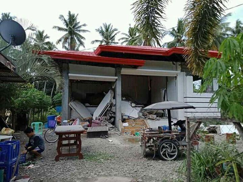 Philippines quake