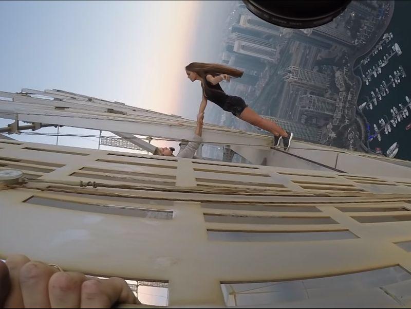 Viki Odintcova Dubai