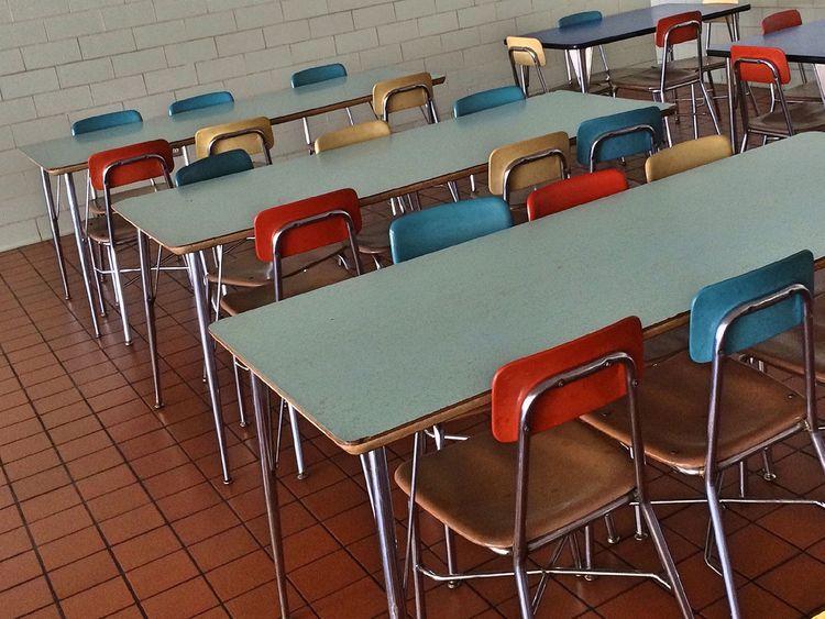 school cafeteria generic
