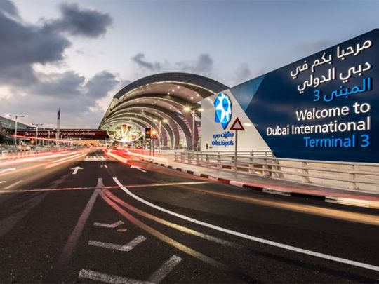 Dubai International Airport T3