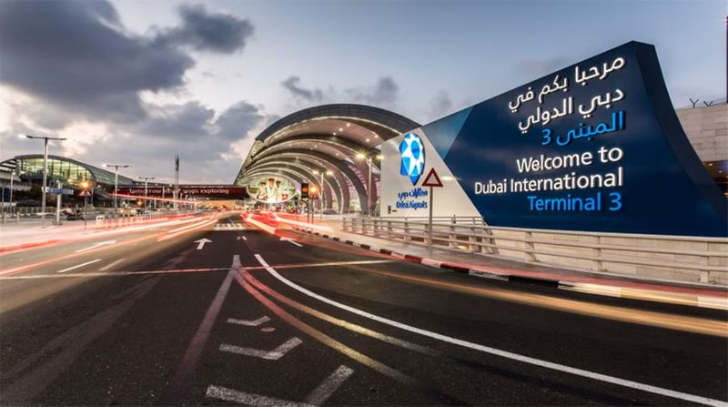 Dubai International Airport T3