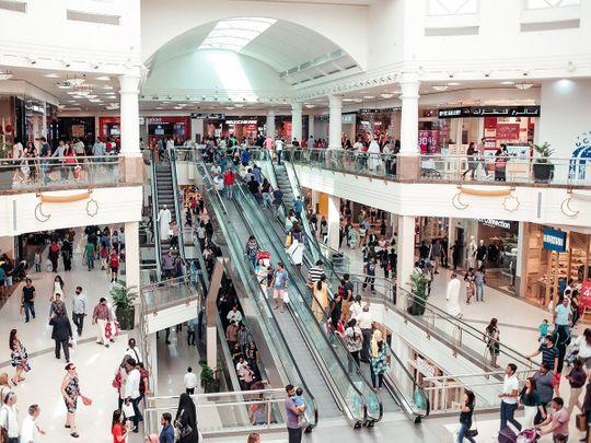 Mall, Sale