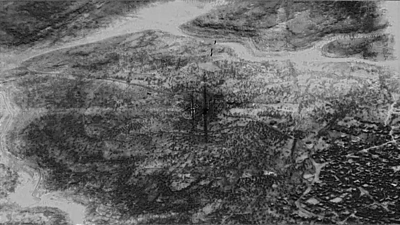 Al Baghdadi raid Pentagon images