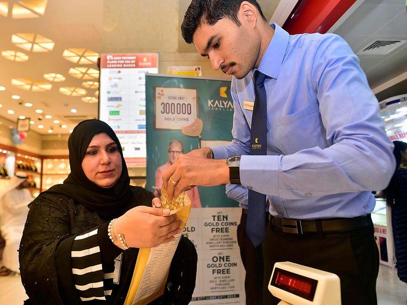 Dubai Gold Souq
