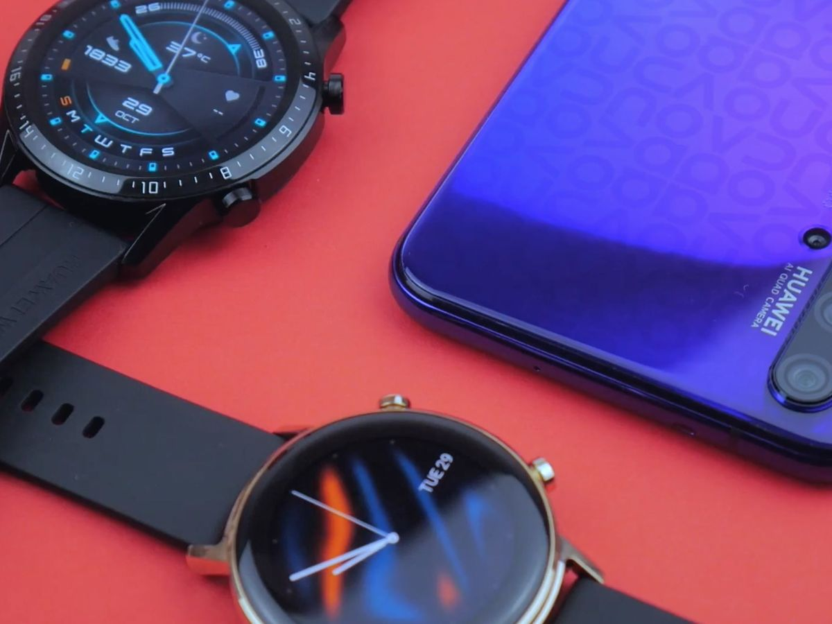 Huawei Watch GT2 Bundle