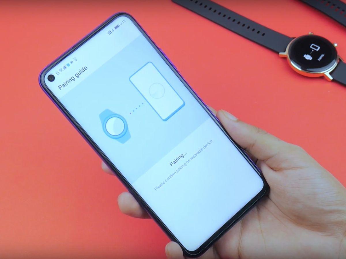 Huawei Watch GT2 Pairing